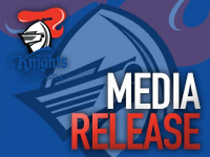 Knights Media Release