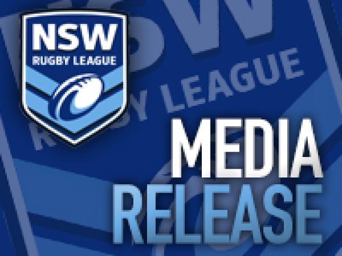 NSWRL Media Release