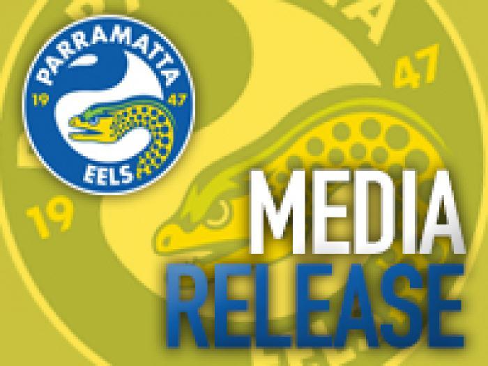 Eels Media Release