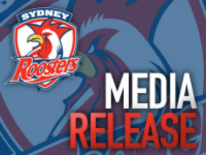 Roosters Media Release