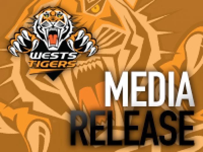 Tigers Media Release