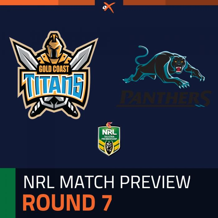 Gold Coast Titans v Penrith Panthers