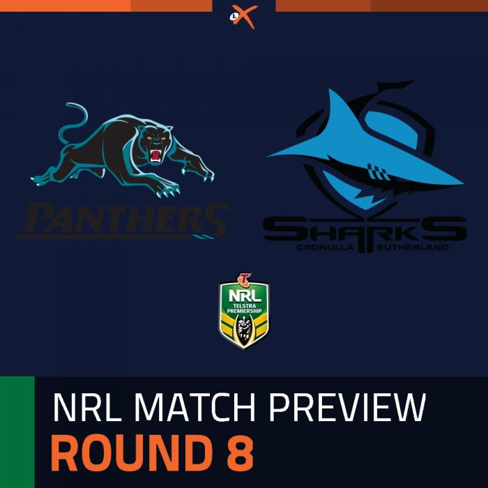Penrith Panthers v Cronulla-Sutherland Sharks