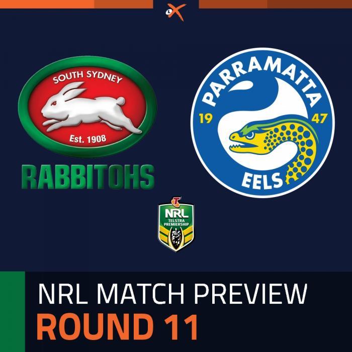 South Sydney Rabbitohs v Parramatta Eels