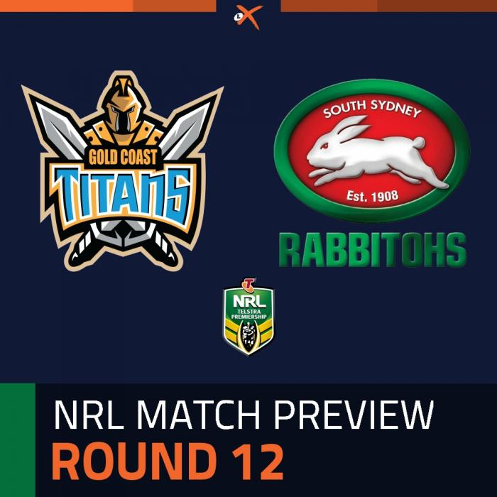 Gold Coast Titans v South Sydney Rabbitohs