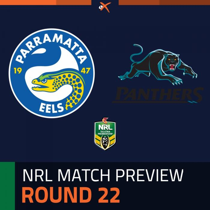 Parramatta Eels v Penrith Panthers