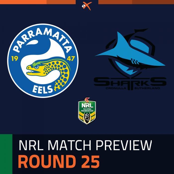 Parramatta Eels v Cronulla-Sutherland Sharks