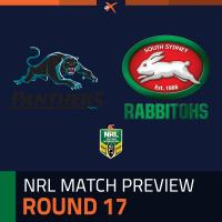 Penrith Panthers v South Sydney Rabbitohs