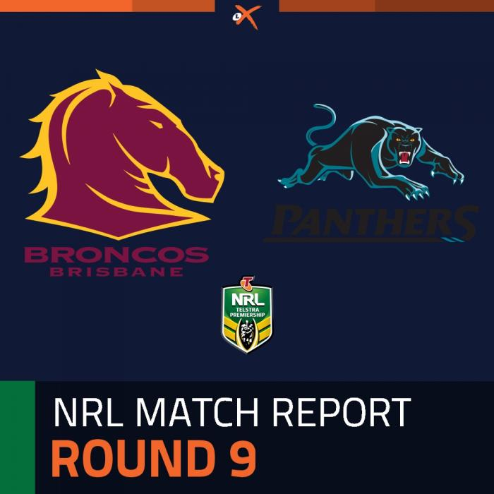 Brisbane Broncos v Penrith Panthers
