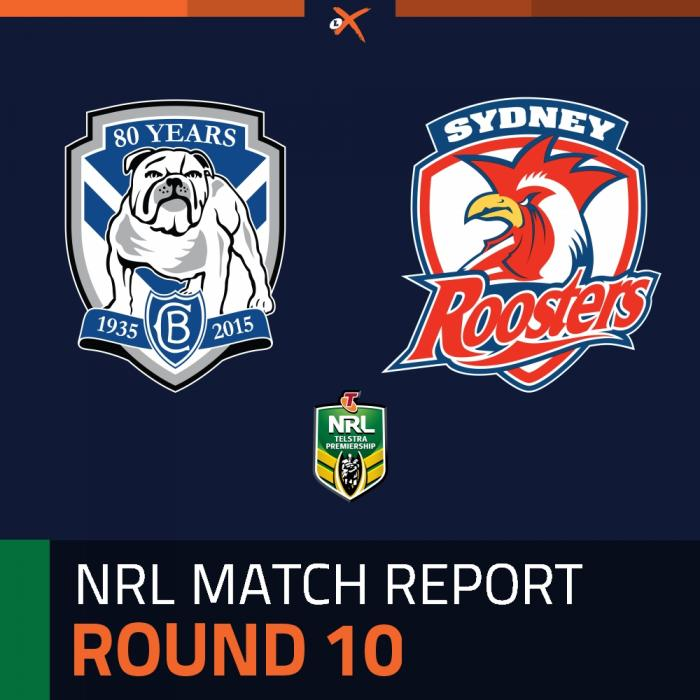 Canterbury-Bankstown Bulldogs v Sydney Roosters
