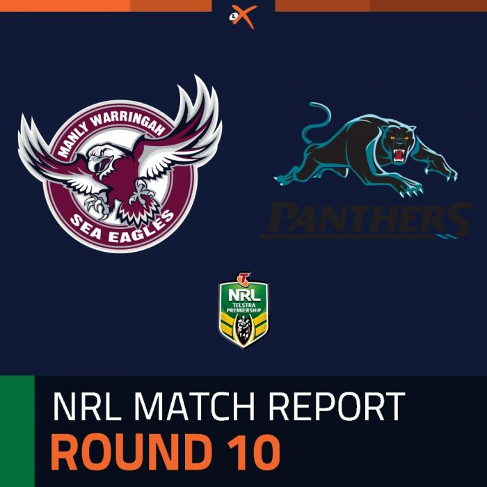 Manly-Warringah Sea Eagles v Penrith Panthers
