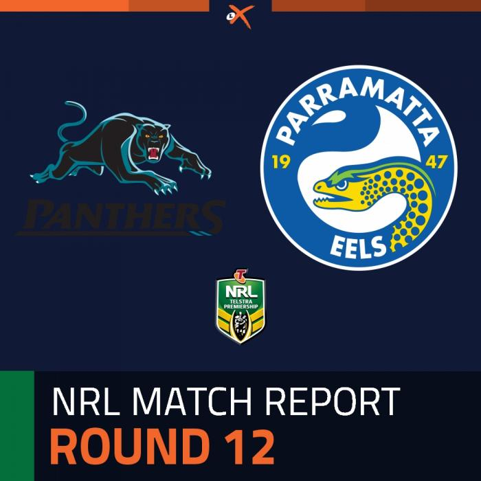 Penrith Panthers v Parramatta Eels