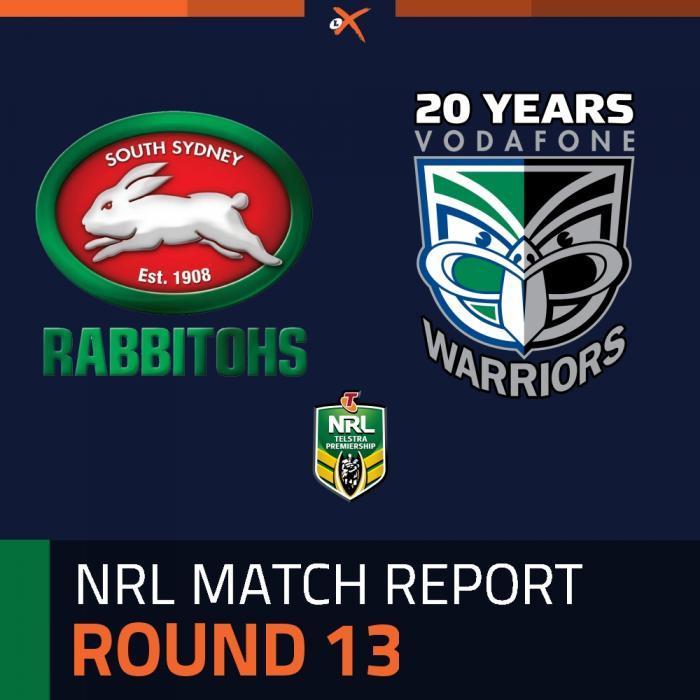 South Sydney Rabbitohs v New Zealand Warriors