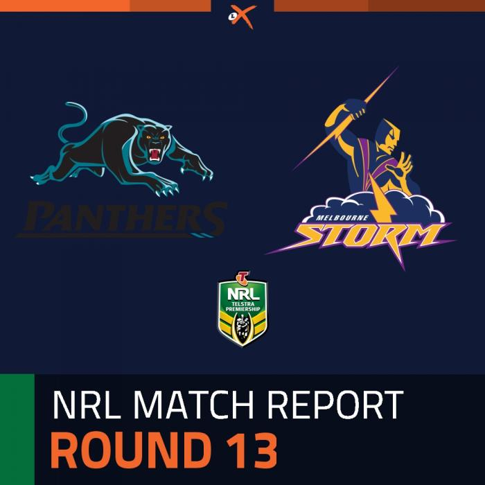 Penrith Panthers v Melbourne Storm