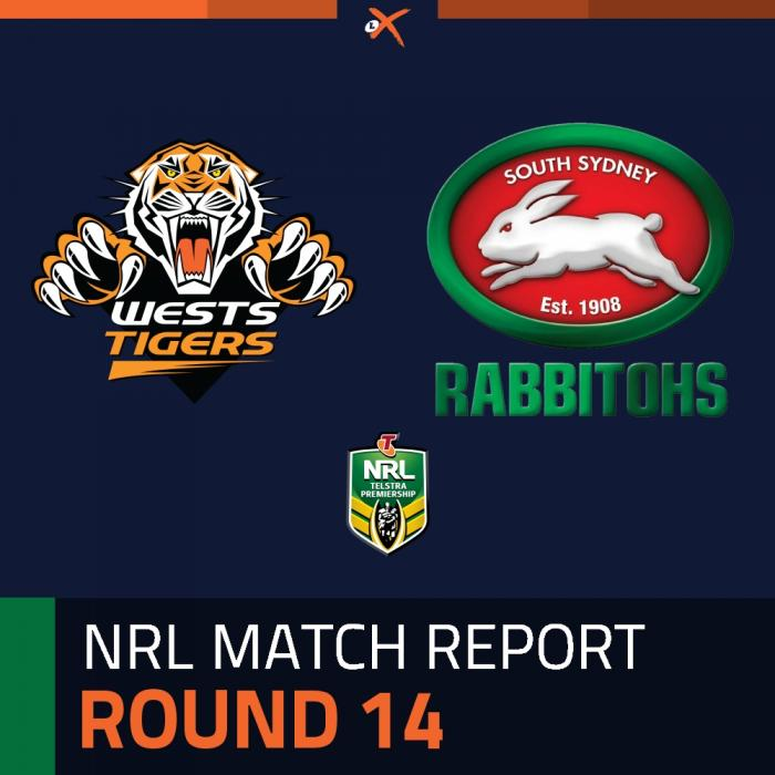 Wests Tigers v South Sydney Rabbitohs