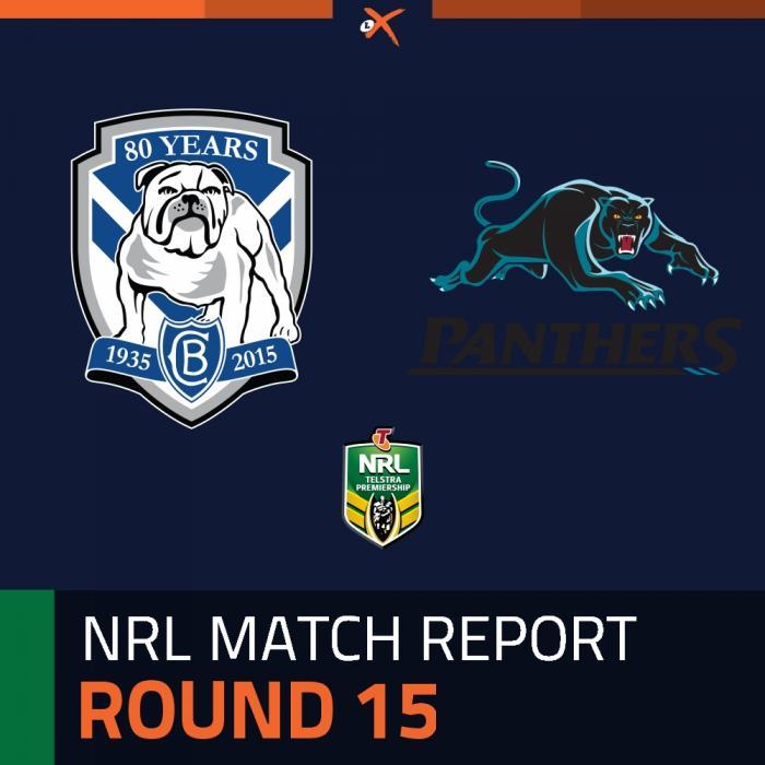 Canterbury-Bankstown Bulldogs v Penrith Panthers