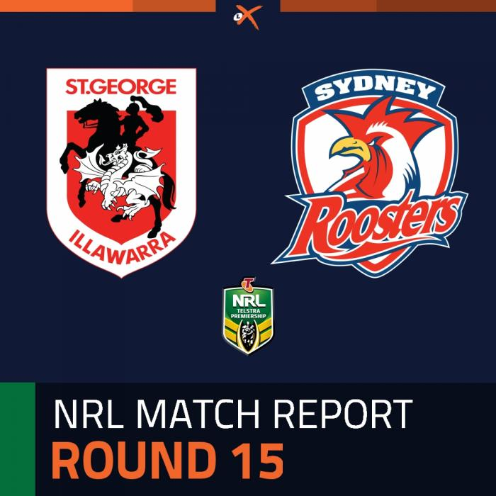 St. George Illawarra Dragons v Sydney Roosters