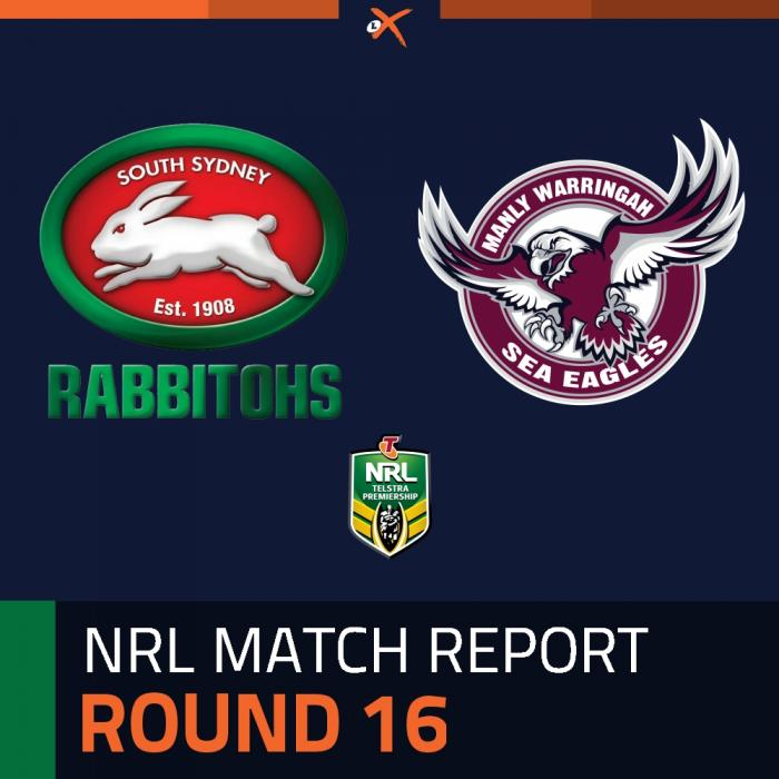South Sydney Rabbitohs v Manly-Warringah Sea Eagles