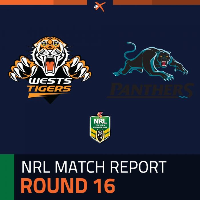 Wests Tigers v Penrith Panthers