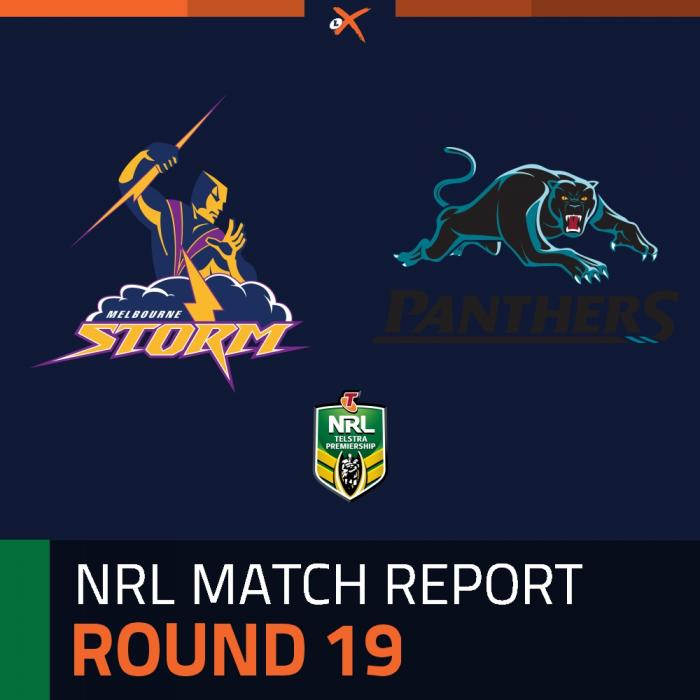 Melbourne Storm v Penrith Panthers