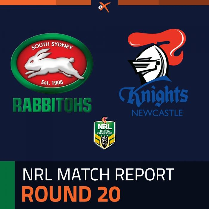 South Sydney Rabbitohs v Newcastle Knights