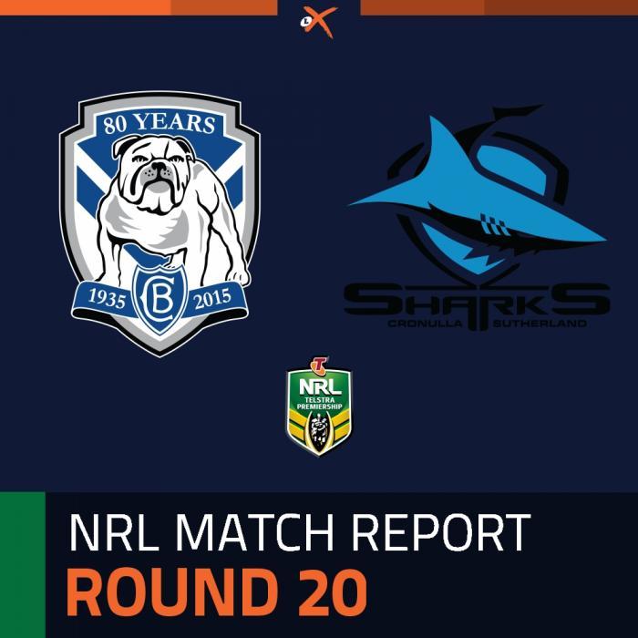 Canterbury-Bankstown Bulldogs v Cronulla-Sutherland Sharks