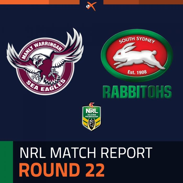 Manly-Warringah Sea Eagles v South Sydney Rabbitohs