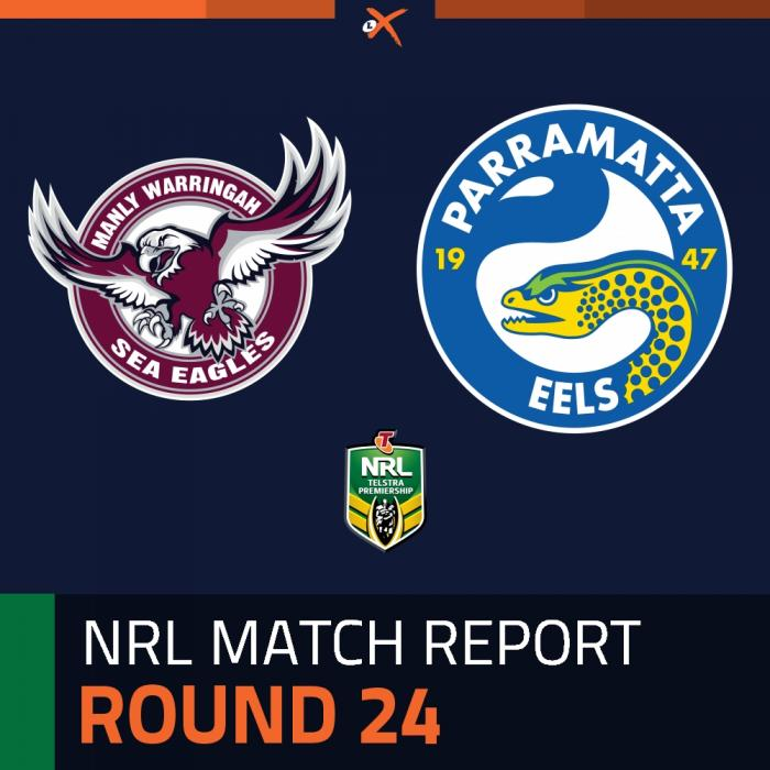 Manly-Warringah Sea Eagles v Parramatta Eels