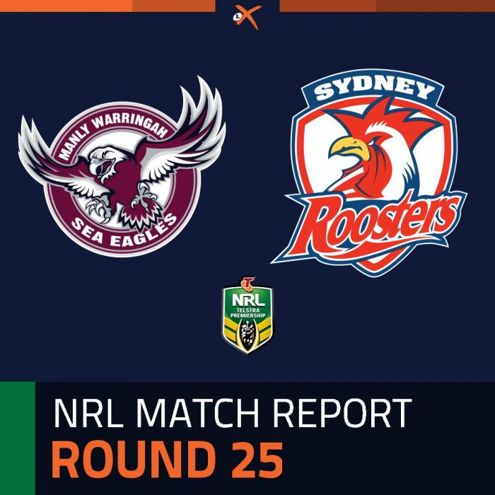 Manly-Warringah Sea Eagles v Sydney Roosters