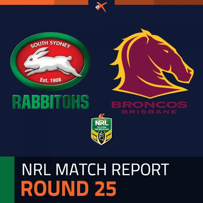 South Sydney Rabbitohs v Brisbane Broncos