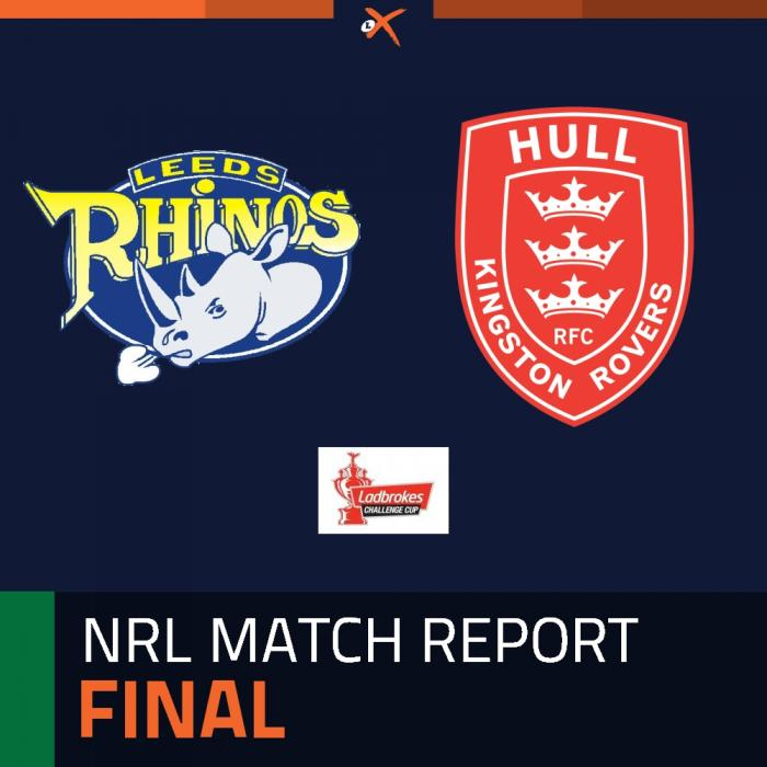 Leeds Rhinos v Hull Kingston Rovers