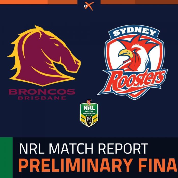 Brisbane Broncos v Sydney Roosters