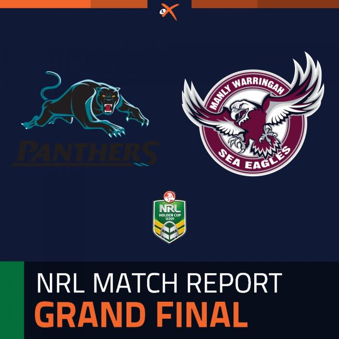 Penrith Panthers v Manly-Warringah Sea Eagles