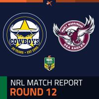 North Queensland Cowboys v Manly-Warringah Sea Eagles