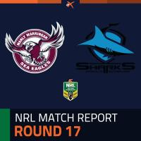 Manly-Warringah Sea Eagles v Cronulla-Sutherland Sharks