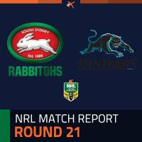 South Sydney Rabbitohs v Penrith Panthers