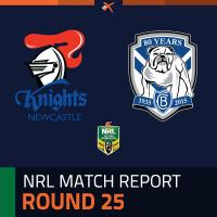 Newcastle Knights v Canterbury-Bankstown Bulldogs