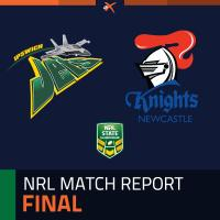 Ipswich Jets v Newcastle Knights