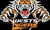 WestsTigers Pos VectorLogo FlatColour