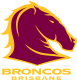 BrisbaneBroncos Rev VectorLogo FlatColour