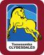 Toowoomba Clydesdales CMYK