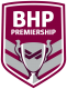 bhp premiership badge