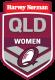qld women badge