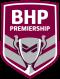 bhp premiership badge