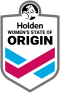 womens state of origin badge light