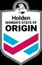 womens state of origin badge light