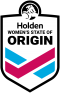 womens state of origin badge