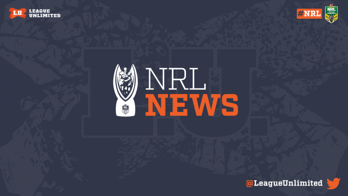 2016 NRL NEWS