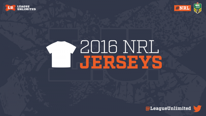 2016NRL Jers
