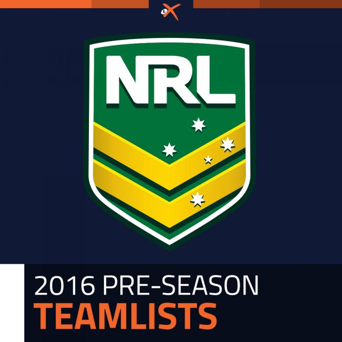 2016PreSeasonTeams